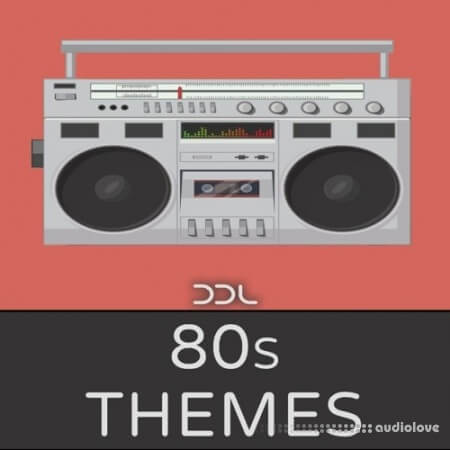 Deep Data Loops 80s Themes
