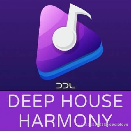 Deep Data Loops Deep House Harmony