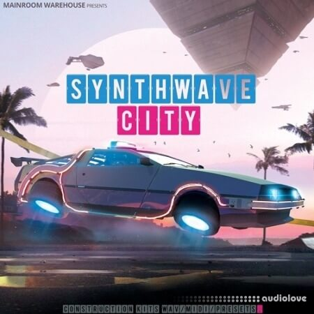 Mainroom Warehouse Synthwave City