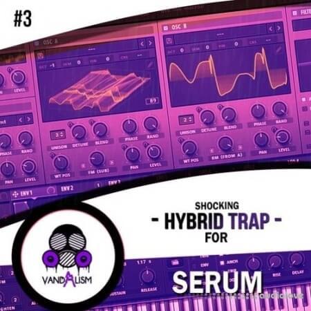 Vandalism Shocking Hybrid Trap For Serum #3