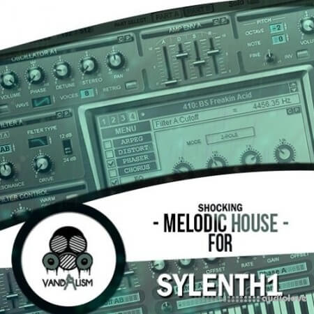 Vandalism Shocking Melodic House For Sylenth1