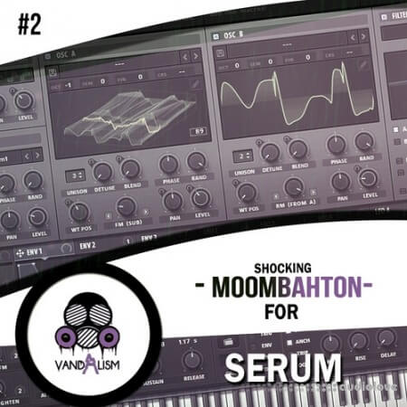 Vandalism Shocking Moombahton For Serum #2