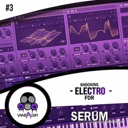 Vandalism Shocking Electro For Serum #3