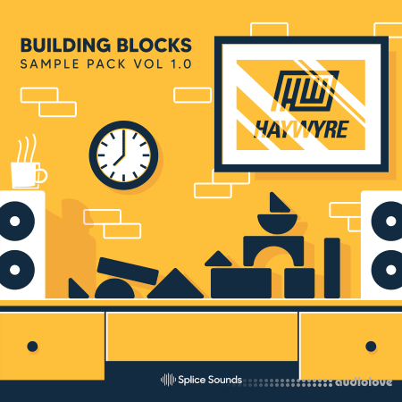 Splice Sounds Haywyres Building Blocks Sample Pack