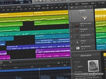 Groove 3 Logic Pro X Explained
