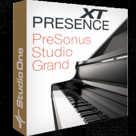 PreSonus Presence XT Studio Grand SOUNDSET