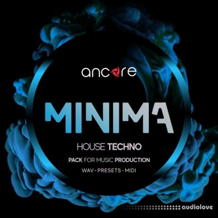 Ancore Sounds MINIMA House Techno Producer Pack
