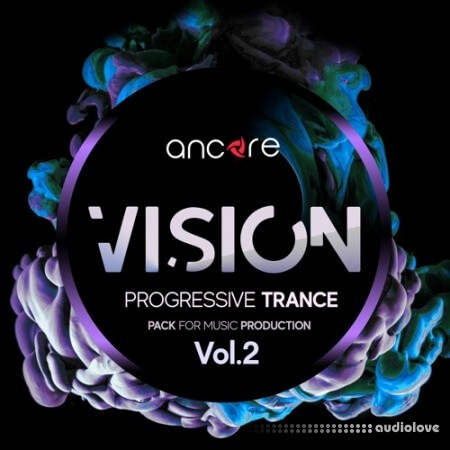 Ancore Sounds VISION Volume 2 Trance Producer Pack
