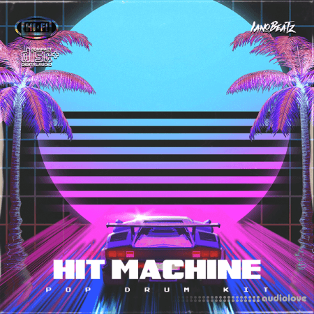 IanoBeatz Hit Machine (Pop Drum Kit)