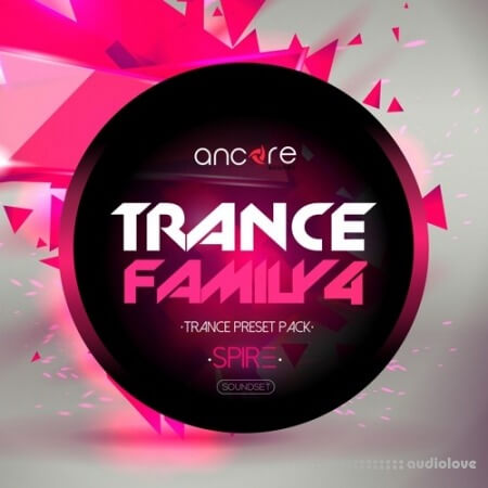 Ancore Sounds Trance Family Volume 4 Synth Presets