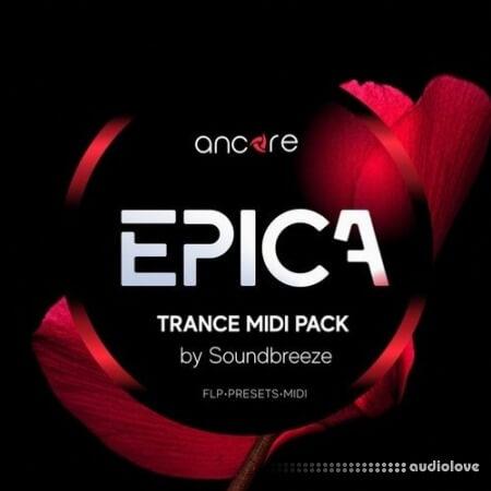 Ancore Sounds EPICA Trance Midi Pack