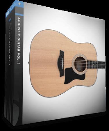 Presonus Spark Acoustic Guitar Vol.01 SOUNDSET Synth Presets