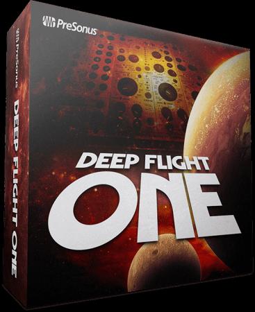 Presonus Deep Flight One SOUNDSET