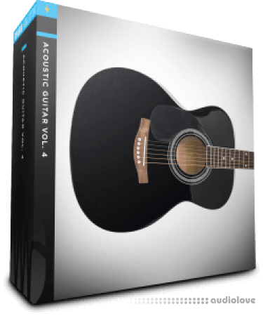 Presonus Spark Acoustic Guitar Vol.04 SOUNDSET