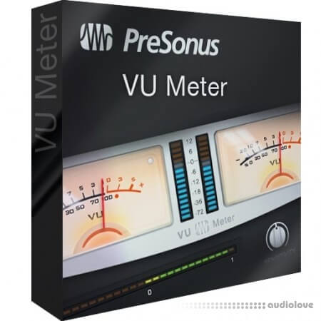 PreSonus VU Meter