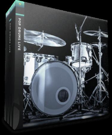 PreSonus Spark Pop Drums SOUNDSET