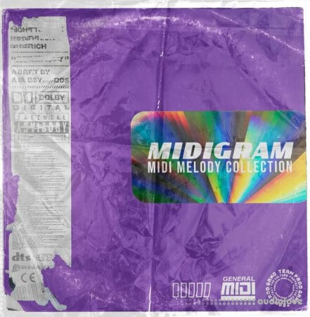 Producergrind TWiLL MIDIGRAM Melody Collection