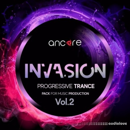 Ancore Sounds INVASION 2 Trance Producer Pack