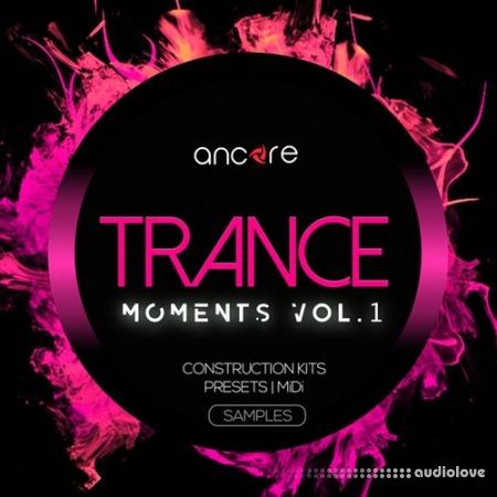 Ancore Sounds Trance Moments Volume 1