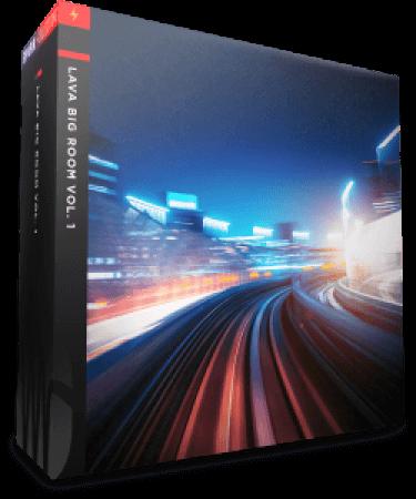 PreSonus Spark Lava Big Room Vol.01 SOUNDSET