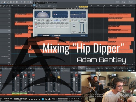 Arch Echo Mixing Hip Dipper with Adam Bentley + Stems