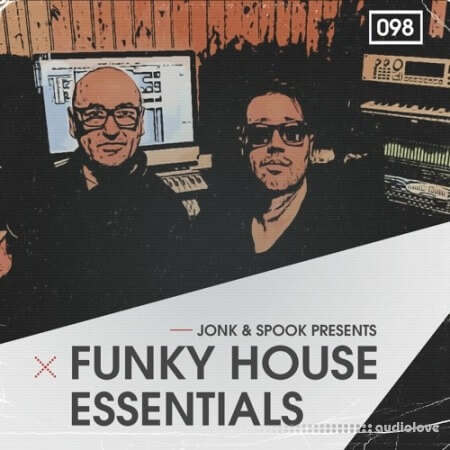 Bingoshakerz Jonk Spook Funky House Essentials
