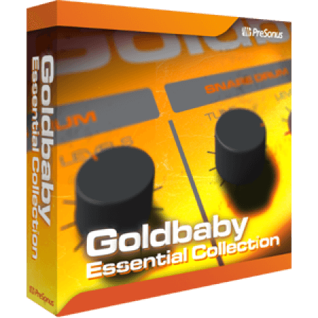 PreSonus Goldbaby Essentials Collection SOUNDSET