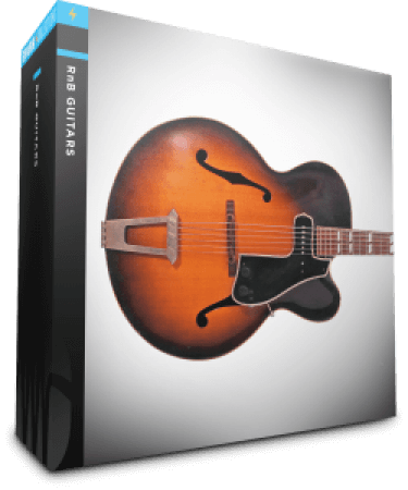 PreSonus Spark RnB Guitars SOUNDSET