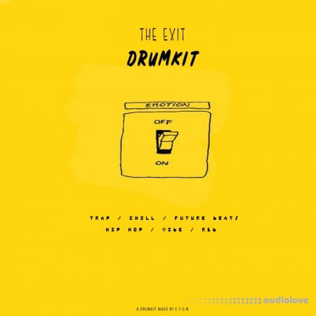 CYGN The Exit Drumkit WAV Synth Presets DAW Templates