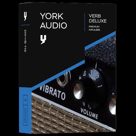 York Audio DXVB Verb Deluxe