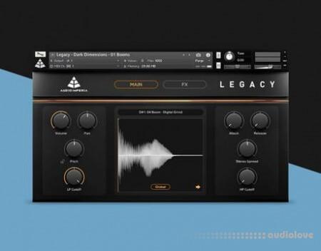 Audio Imperia Legacy