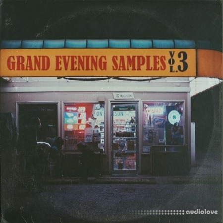 Mario Luciano Grand Evening Samples Vol.3