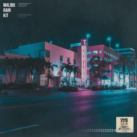 Young Taylor x Dave White Malibu Rain Drumkit