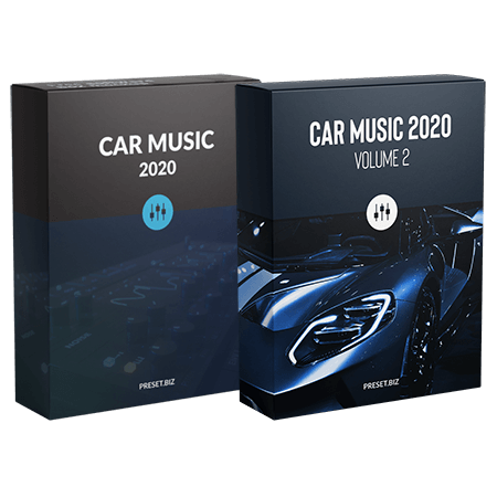 Preset Biz Car Music 2020 Vols.1-2