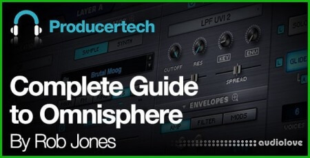 Producertech Complete Guide to Omnisphere