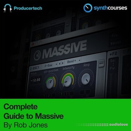 Producertech Complete Guide to NI Massive