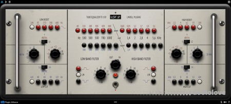 Lindell Audio TE-100