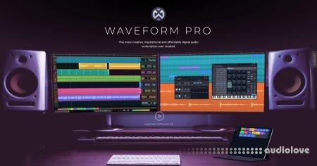 Tracktion Software Waveform 11 Pro