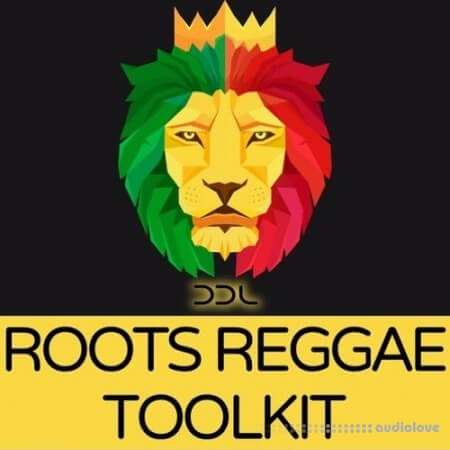 Deep Data Loops Roots Reggae Toolkit WAV MiDi