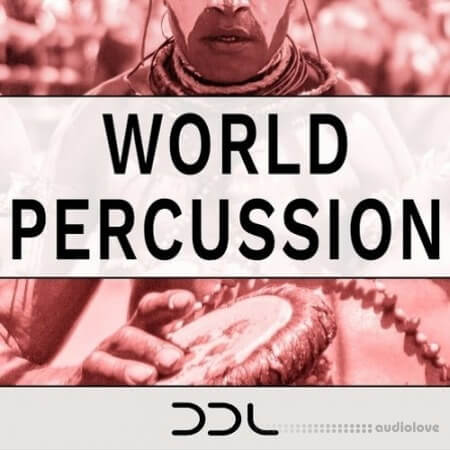 Deep Data Loops World Percussion