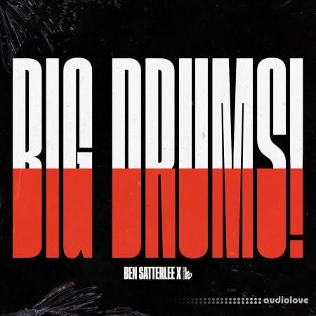 Bullyfinger BIG DRUMS By Ben Satterlee
