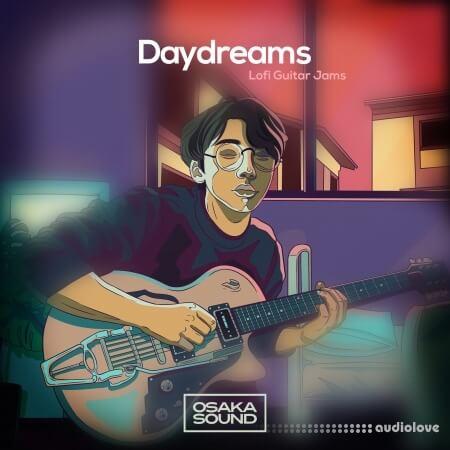 Osaka Sound Daydreams Lo-Fi Guitar Jams