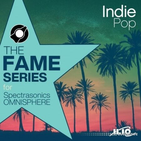 ILIO The Fame Series Indie Pop Patches