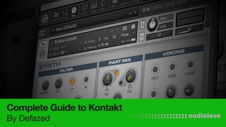 Producertech Complete Guide to NI Kontakt