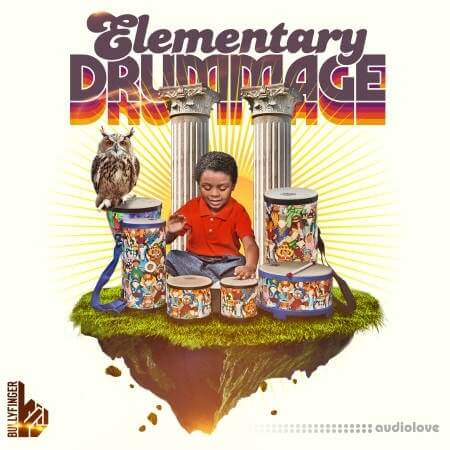 Bullyfinger Elementary Drummage