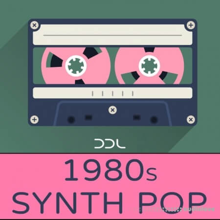 Deep Data Loops 1980s Synth Pop