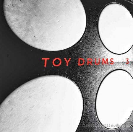 Bullyfinger Toy Drums Vol.3