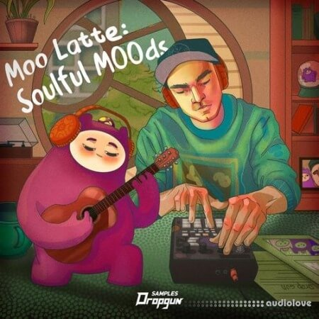 Dropgun Samples Moo Latte Soulful Moods