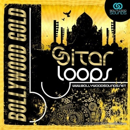 Bollywood Sounds Bollywood Gold Sitar Loops WAV REX AiFF