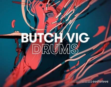 Native Instruments Butch Vig Drums